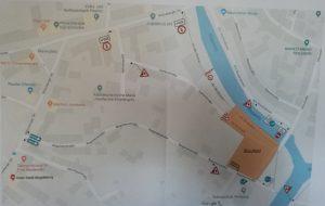 Karte: Umgestaltung Beguinenwiese