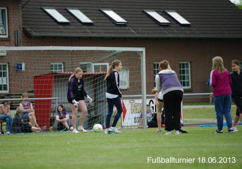 Fußballturnier 2012/13