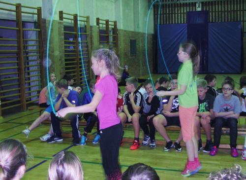 Sportlichste Klasse 2015/16